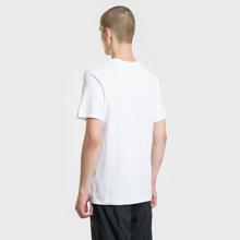 Мужская футболка Nike SB Dunks White фото- 2