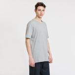 Мужская футболка Nike SB Essential Dark Grey Heather фото- 1