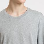 Мужская футболка Nike SB Essential Dark Grey Heather фото- 2