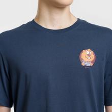 Мужская футболка Nike SB Gopher Obsidian фото- 4