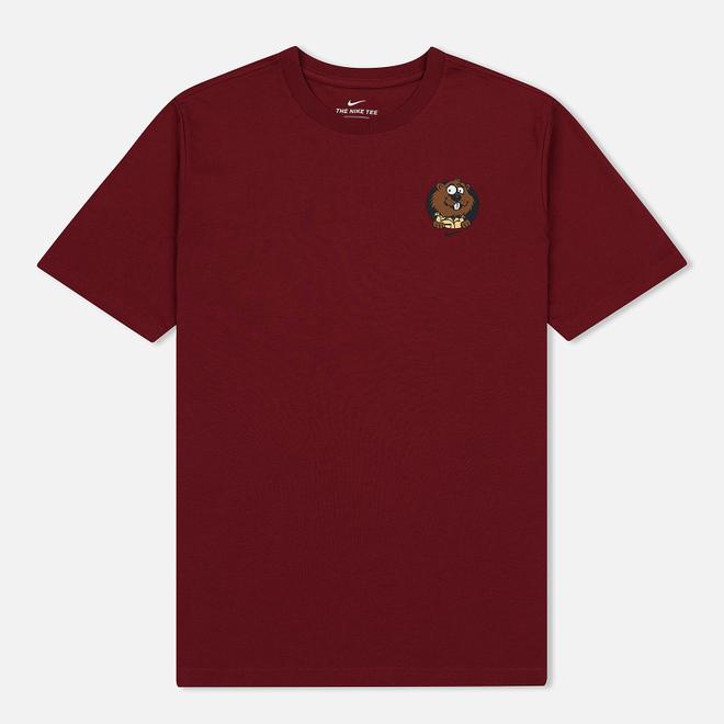 Мужская футболка Nike SB Gopher Team Red