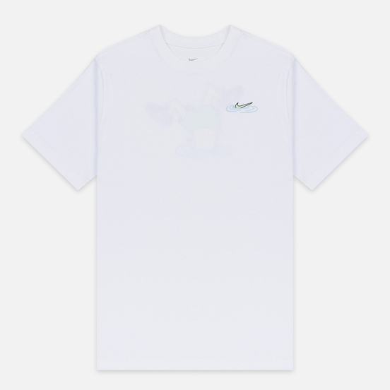 Мужская футболка Nike SB Head First White