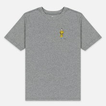 Мужская футболка Nike SB Lincon & 17th Dark Grey Heather фото- 0