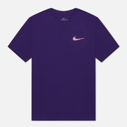 Мужская футболка Nike SB Mini Truckin Pocket Court Purple