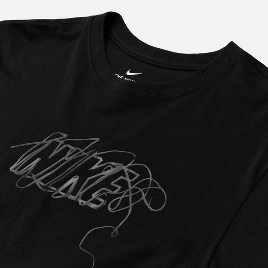 Мужская футболка Nike SB Please Rewind Black/Black