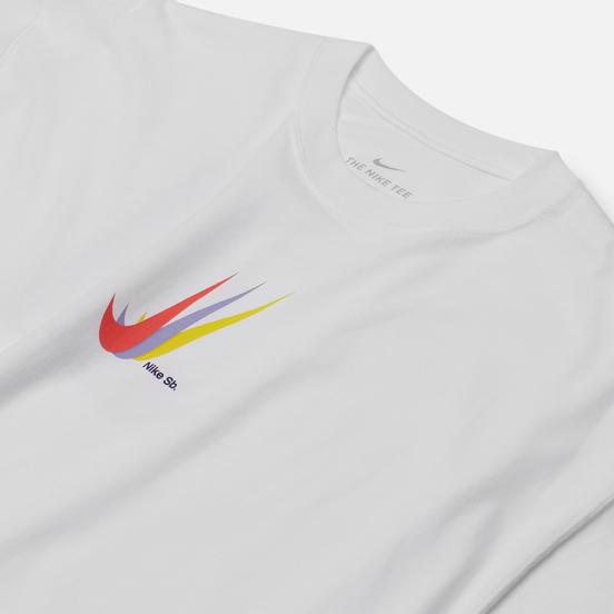 Мужская футболка Nike SB Sails White