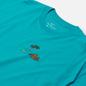 Мужская футболка Nike SB Sphynx Oracle Aqua фото - 1