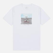 Мужская футболка Nike SB Stefan Janoski White фото- 0