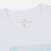 Мужская футболка Nike SB Stefan Janoski White фото- 1