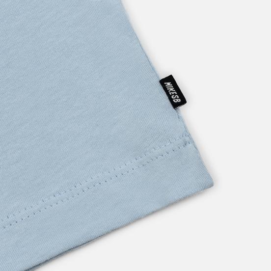 Мужская футболка Nike SB Stork Light Armory Blue/Black