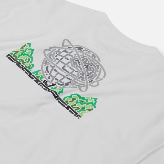 Мужская футболка Nike SB x Yoon Hyup New York City White