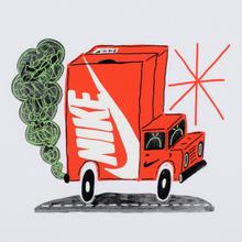Мужская футболка Nike SSNL App 1 White фото- 2