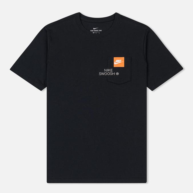 Мужская футболка Nike Story Pack Black