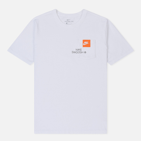 Мужская футболка Nike Story Pack White