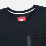 Nike Tech Hypermesh Pocket Men's T-shirt Black photo- 1