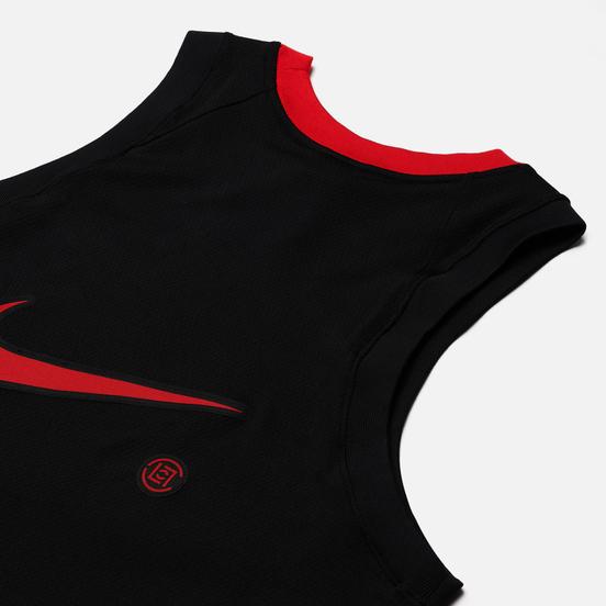 Мужская футболка Nike x CLOT NRG GE Jersey Black/University Red/White