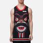 Мужская футболка Nike x CLOT NRG GE Jersey Black/University Red/White фото - 3