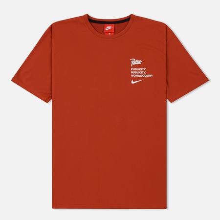 Мужская футболка Nike x Patta NRG Dragon Red