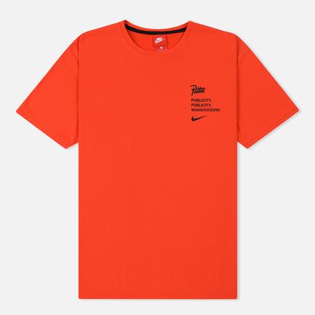 Мужская футболка Nike x Patta NRG Habanero Red