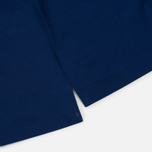Мужская футболка Norse Projects Esben Blind Stitch SS Compound Blue фото- 3