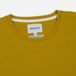 Мужская футболка Norse Projects Esben Blind Stitch SS Edge Yellow фото- 1
