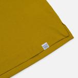 Мужская футболка Norse Projects Esben Blind Stitch SS Edge Yellow фото- 2