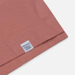 Мужская футболка Norse Projects Esben Blind Stitch SS Fusion Pink фото- 2