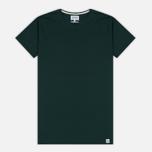Мужская футболка Norse Projects Esben Blind Stitch SS Verge Green фото- 0