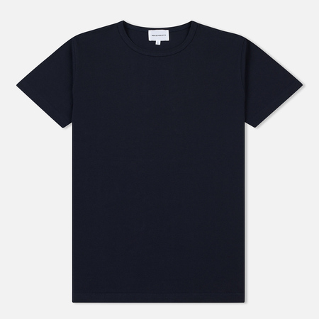 Мужская футболка Norse Projects Esben Light SS Dark Navy