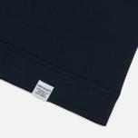 Мужская футболка Norse Projects Esben Mercerized Navy фото- 2