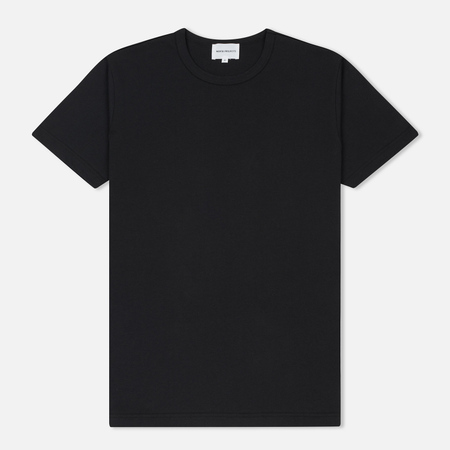 Мужская футболка Norse Projects Jesper Crew Black