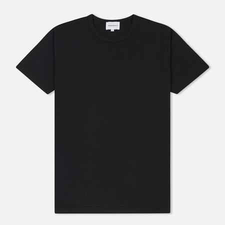 Мужская футболка Norse Projects Jesper Crew Black