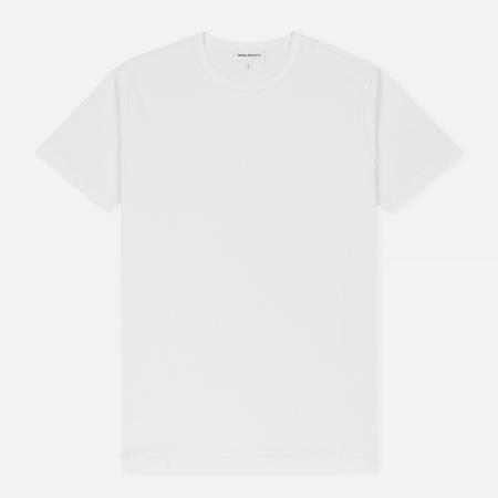 Мужская футболка Norse Projects Jesper Crew White