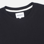 Norse Projects Niels Basic SS Men's T-shirt Black photo- 1
