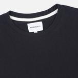 Мужская футболка Norse Projects Niels Basic SS Black фото- 1