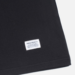 Norse Projects Niels Basic SS Men's T-shirt Black photo- 3