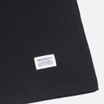 Мужская футболка Norse Projects Niels Basic SS Black фото- 3