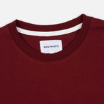 Мужская футболка Norse Projects Niels Basic SS Red Clay фото- 1