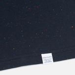Norse Projects Niels Classic Boucle Men's T-shirt Navy photo- 3