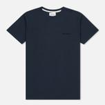 Мужская футболка Norse Projects Niels Logo Navy фото- 0