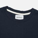 Мужская футболка Norse Projects Niels Logo Navy фото- 1