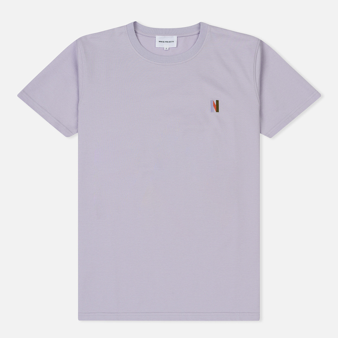 Мужская футболка Norse Projects Niels Multi N Logo Heather