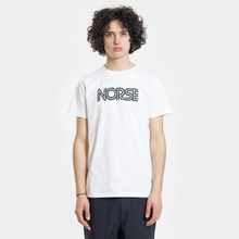 Мужская футболка Norse Projects Niels Nautical Logo фото- 1