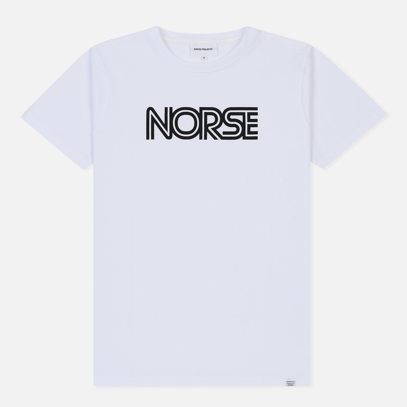 Мужская футболка Norse Projects Niels Nautical Logo