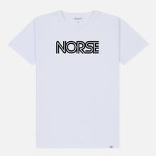 Мужская футболка Norse Projects Niels Nautical Logo фото- 0
