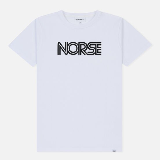 Мужская футболка Norse Projects Niels Nautical Logo