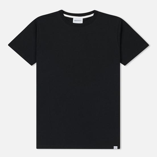 Мужская футболка Norse Projects Niels Standard Black