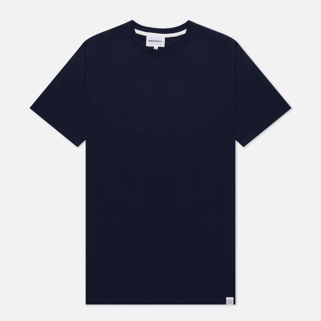 Мужская футболка Norse Projects Niels Standard Dark Navy