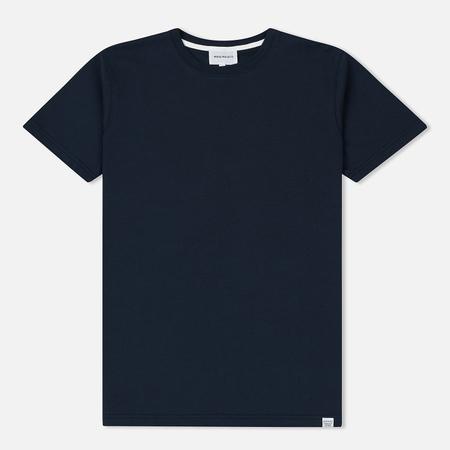 Мужская футболка Norse Projects Niels Standard Navy