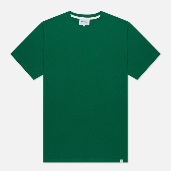 Мужская футболка Norse Projects Niels Standard SS Sporting Green